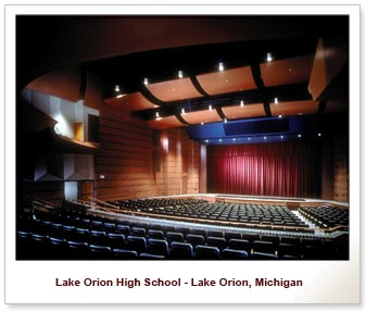 Lake Orion High School, Lake Orion, Michigan
